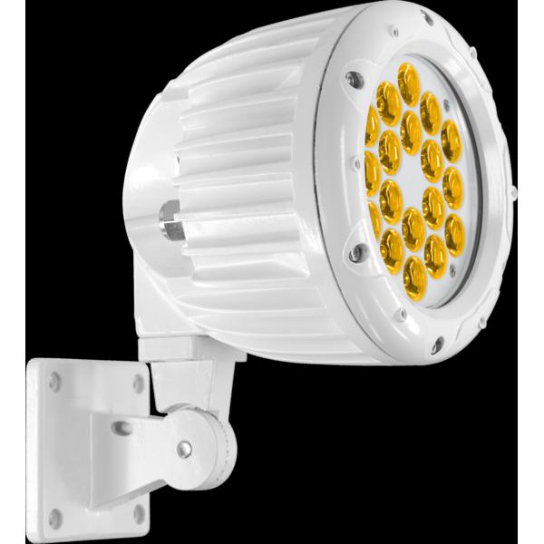 Projector de luz led para exterior arcspot18ww ricardo vaz for Luz de led para exterior