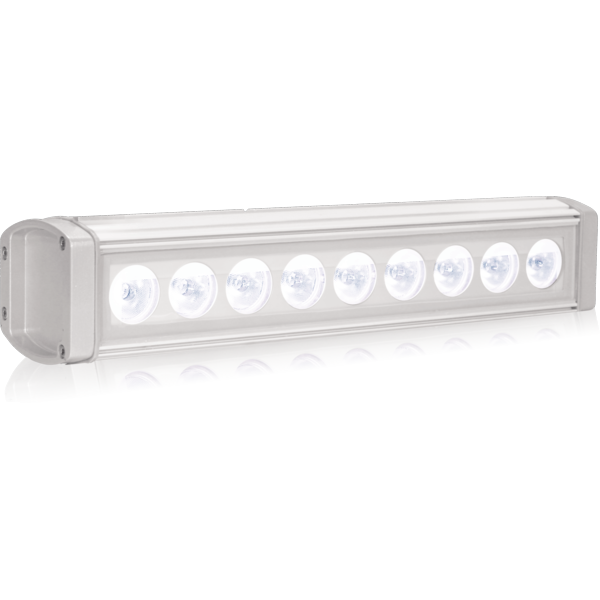 Projector de luz led para exterior arcplot27cw ricardo vaz for Luz de led para exterior
