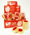 Fita Cola Apli 19mm x 33m