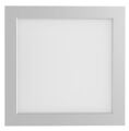 Paineis Projectores de Tecto Falso LED IP44 160x160mm 12W Quente