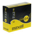 CD-R Maxell 10 Unidades Slim