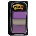 Notas Aderentes Index POST-IT 25,4X43,1 Violeta 50 Un.