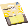 Notas Aderentes Index  PAPER-IN 25X45 Amarelo 50U