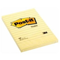 Notas Aderentes POST-IT 102X152 Amarelo HN