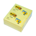 Notas Aderentes POST-IT 76X127 Z-NOTES Amarelo
