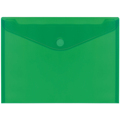 Envelopes PP PLUS A4 Velcro Verde