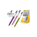 Esferográfica BIC 4 COLOURS SHINE EXP 20U