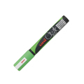 Marcador UNI CHALK 1,8-2,5mm Verde