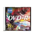 DVD+R Plus Office 10 Unidades