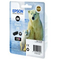 Tinteiro Epson Preto Photo C13T26114010