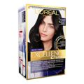 Tinta Permanente Excellence Brunette L'Oreal Expert Professionnel 100 - true black