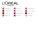 Batom Infaillible 24h L'oreal Make Up 216-permanent