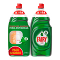 Detergente Manual Para a Louça Fairy Ultra Original 780 ml + 780 ml (Pack de 2)