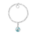 Bracelete Feminino Thomas Sabo AIR-SET0008-007-1 Prata