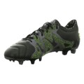 Chuteiras para Adultos Adidas X 15.2 FG/AG Leather Preto 42,5 (EU) - 8 (UK)