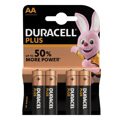 Pilhas Plus Power Lr06 DURACELL (4 uds)