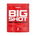 Sachet Big Shot - Pre-Workout 1 serving Sabor: Framboesa