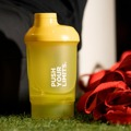 Nano Shaker Every Workout Counts 300ml + 150ml Cor: Azul