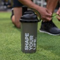 Shaker Prozis Shape Your Life 700ml Cor: Preto