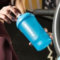 Shaker Every Workout Counts 600 ml Cor: Azul
