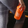 Shaker Shape Your Road 600 ml Cor: Laranja