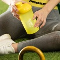 Shaker Push Your Limits 600 ml Cor: Amarelo