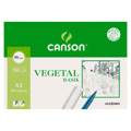 Bloco Papel Vegetal GUARRO A3 95GR 50Fls