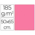 Cartolina GUARRO 50X65 185G Rosa 25 Un.