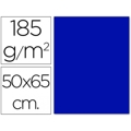 Cartolina GUARRO 50X65 185G Azul Ultramar 25 Un.