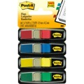 Dispensador de Notas Aderentes Index 4 Cores Post-It