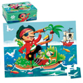 Puzzle GOULA 35P Pirata Cx Metal