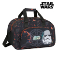 Saco de Desporto Star Wars The Dark Side Preto Laranja (23 L)