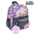 Mochila Escolar LOL Surprise! 72683 Cor de rosa