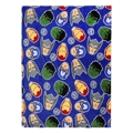 Manta Polar The Avengers 73362 (120 x 160 cm) Azul