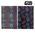 Manta Polar Star Wars 73364 (120 x 160 cm) Cinzento