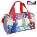 Saco de Desporto The Avengers Cinzento