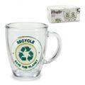 Jarra Recycle Save The Planet Cristal (32 Cl)