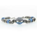 Bracelete Feminino Time Force TS5086BS