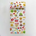 Colcha Emoji Party Cama de 90 (180 X 260 cm)