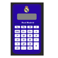 Calculadora Real Madrid C.F. Azul Branco