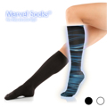 Meias de Descanso Marvel Socks Preto