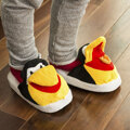 Pantufas Originais Fluffy M Pinguim
