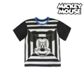 Camisola de Manga Curta Infantil Mickey Mouse 2 anos