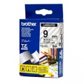 Fita Brother P-Touch Transparente/Preto 9 mm x 8 m