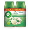 Recarga para ambientador Air Wick FreshMatic Duplo White Bouquet 2 x 250 ml
