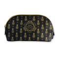 Bolsa Estojo Oval Gold Black