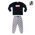 Pijama The Avengers 74853 Azul Adultos XXL