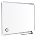 Quadro Branco Quadriculado Lamitex  600x450mm New Generation