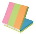 Bloco de Notas Aderentes 76x76mm Post-It Multinotas