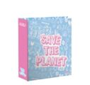 Pastas de Arquivo Escolar Save The Planet 320x80mm 10 Un.